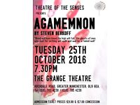Agamemnon by Aeschylus, adapted by Steven Berkoff
