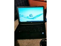 "15.6"" HP 250 5th gen i3, 8GB Ram, 500GB HDD"