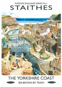 223-Vintage-Railway-Art-Poster-Staithes-FREE-POSTERS