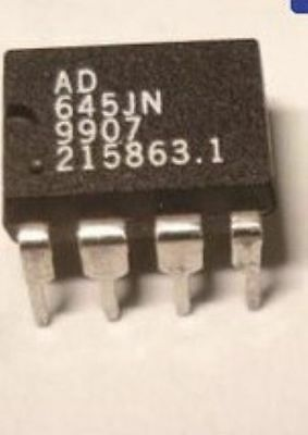 AD AD645JN DIP-8 Low Noise Low Drift FET Op Amp USA ship