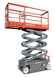 Scissor Lifts For Rent Starting At $99