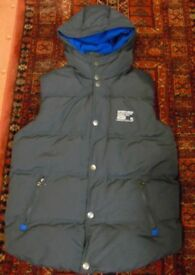 Mens superdry bodywarmer