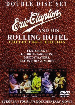 Dream Concert Series Presents  Eric Clapton   His Rolling Hotel Live  2 Discs