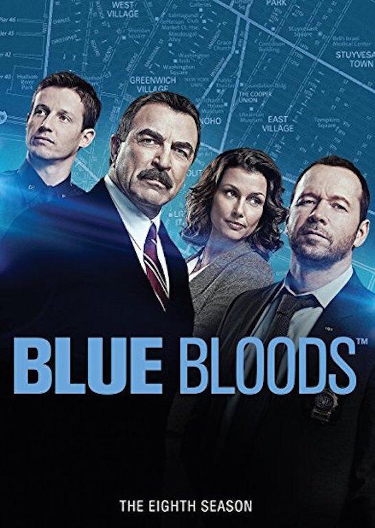 Купить BLUE BLOODS: SEASON 8 DVD - THE COMPLETE EIGHTH SEASON [6 DISCS] - NEW UNOPENED