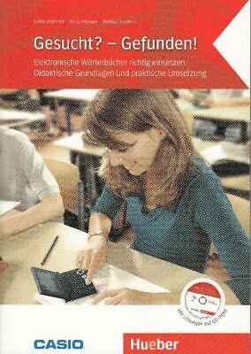Gesucht?- Gefunden! Elektr. Wörterbücher ..., m. CD-ROM - brosch.