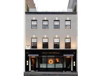 Kitchen Porter required for a busy London venue in Farringdon EC1A