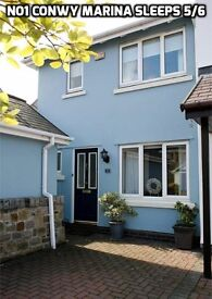 June Conwy Holiday Cottage Sleeps 5 plus 2 Dogs Near Llandudno Snowdonia Beach Golf