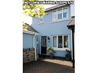 30 May Conwy Holiday Cottage Sleeps 5 plus 2 Dogs Near Llandudno Snowdonia Beach Golf