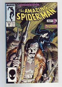 The Amazing Spider-Man #294 (Nov 1987, Marvel) Death of Kraven