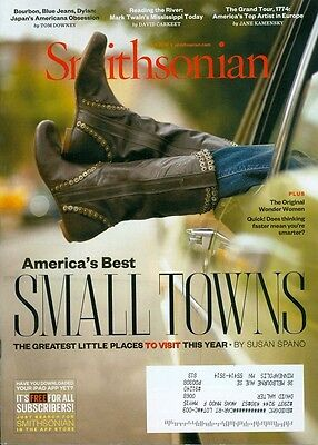 2014 Smithsonian Magazine: America's Best Small Towns/Thinking (Smithsonian Best Small Towns)