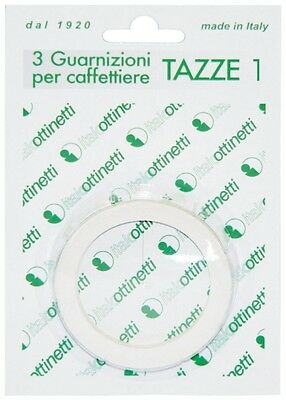 Gasket Mocha for Coffee Makers Type Bialetti Size 1 Cup 3pz