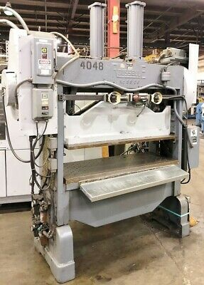 Rousselle 4ss56 40ton Straight Side Press