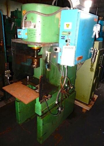 Denison Model Fg8co2 Gap Frame Hydraulic Press