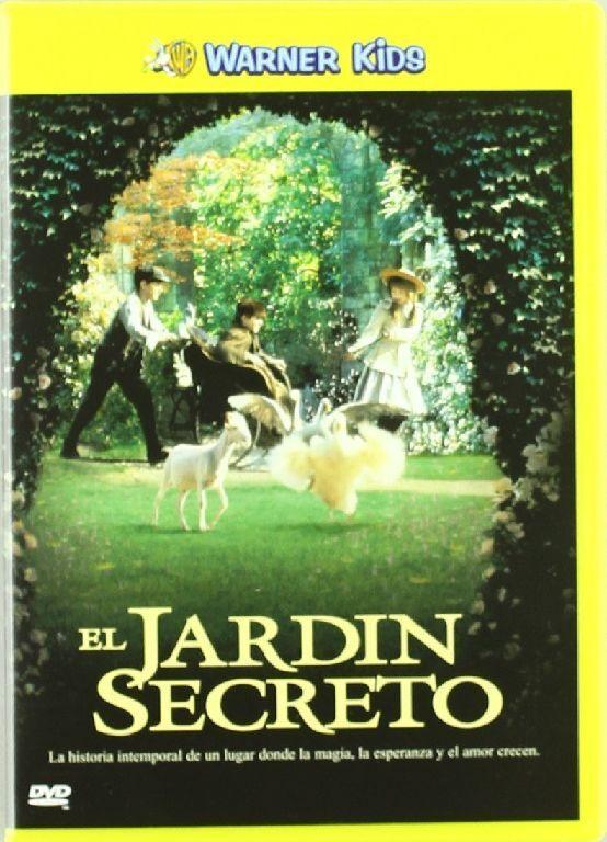 Der geheime Garten  -DVD-  -deutscher Ton-  #Neu &ovp#
