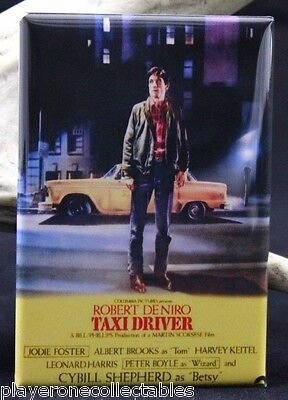 Taxi Driver Movie Poster 2