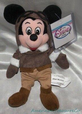 New Disney Store Plush Beanie 9