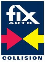 Body Shop Manager for Fix Auto Collision