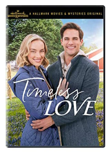 TIMELESS LOVE DVD - SINGLE DISC EDITION - NEW UNOPENED - HALLMARK