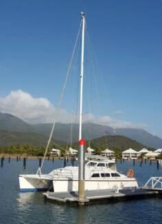 Simpson Inspiration 10.5m Cruising Catamaran