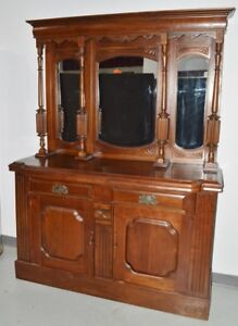 Wooden Edwardian Sideboard Cabinet EXCELLENT CONDITION