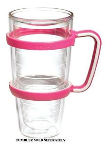 Tervis-Tumbler-Removable-FUCHSIA-PINK-Handle-for-24-oz-Big-T-Tumblers