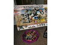 Kre-o Transformers (Lego Style set) and Tech Deck