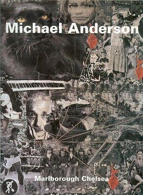 Michael Anderson  Media Violence Marlborough  Art Exhibition Catalogue 2007 2008