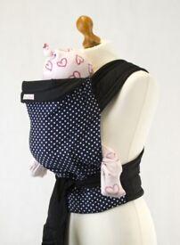 Brand New Polka Dot Baby Carrier