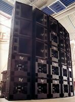 Big PA Systems for Rent