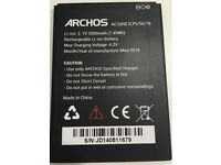 Archos Battery Li-ion 3.7V 2000mAh (7.40Wh) - Fully Working & Excellent condition