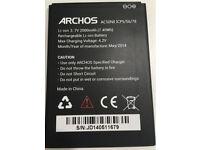 Archos Battery Li-ion 3.7V 2000mAh (7.40Wh) - AC50BNE 11CP5/56/78