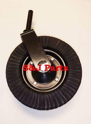 Kubota John Deere Mahindra Tail Wheel Assemblyrotary Cutter 1-14 Yoke