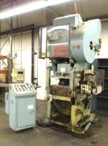Oak Model Pp-1 High Speed Gap Frame Punch Press