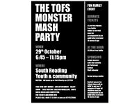 Tof monster mash charity family event