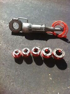 Ridgid 700 Power Pipe Threader