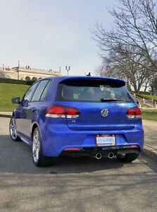 WANTED: 2013 Volkswagen GOLF R Hatchback AWD Rising BLUE