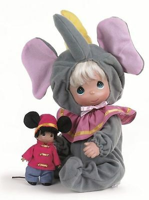 "Precious Moments Disney Classic Dumbo 12"" Doll 4931"