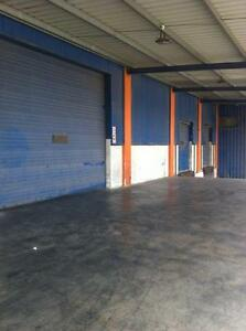 Warehouse+office space for short-term