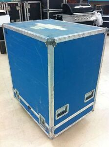 Clydesdale - Bonnet Style - Road Case