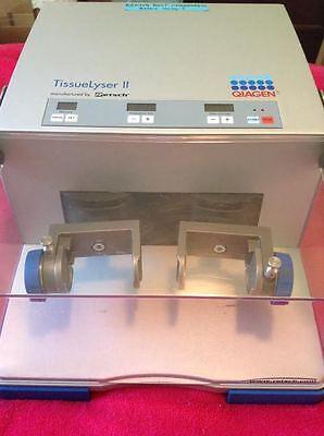 Qiagen Tissuelyser Retsch Mm301 Mixer Mill Grinder Low Use Clean Promo10