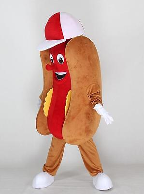 Fast Food Halloween Specials (Cute Adults Cosplay Dog Fast Food Mascot Costume Restaurant Dress Special)