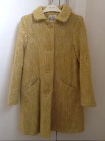 Mini Boden Gorgeous Girl's Coat Age 9-10