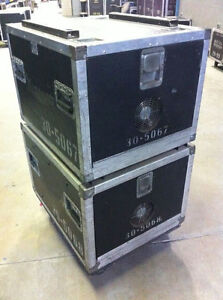 ECM Rack Case- Road Case