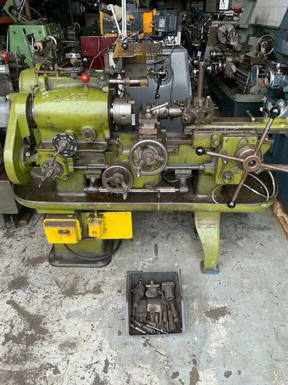 WARD SMALL CAPSTAN LATHE   in Great Barr, West Midlands   Gumtree
