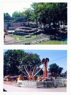Wooden Boats Russells Point Indian Lake Ohio Amusement Park 12 Photos