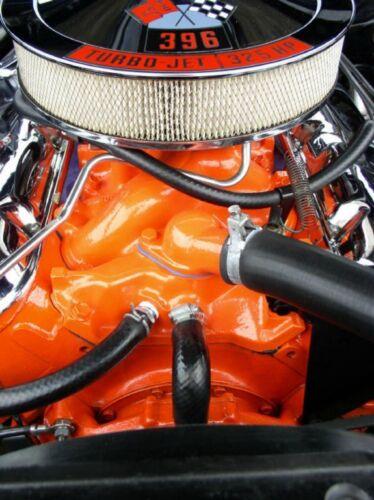 Chevy Orange Powder Coating Paint Vermillion - New 1LB