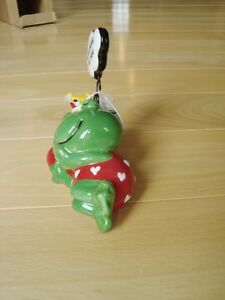 "Russ Berrie Hand Painted Ceramic Frog - Brand New 3.5"" Kitchener / Waterloo Kitchener Area image 3"