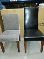 Dining Chairs -  Leather  Parsons New
