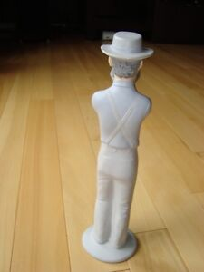 "Ceramic Amish/ Mennonite Male 12""tall  Statue by ClayMates $8.00 Kitchener / Waterloo Kitchener Area image 3"