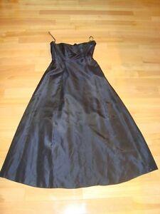 Women's Dress - Black Fairweather Dress - Size 4 -Dark Navy Blue Kitchener / Waterloo Kitchener Area image 3
